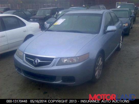 Acura TSX 2003-2008, разборочный номер 13923 #1