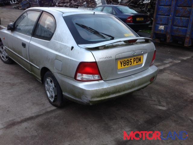 Hyundai Accent 1999-2010, разборочный номер T3401 #1