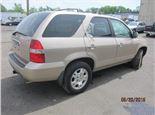 Acura MDX 2001-2006, разборочный номер 14149 #4