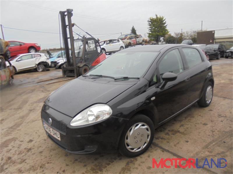 Fiat Grande Punto 2005-2011 1.2 литра Бензин Инжектор, разборочный номер T3509 #1