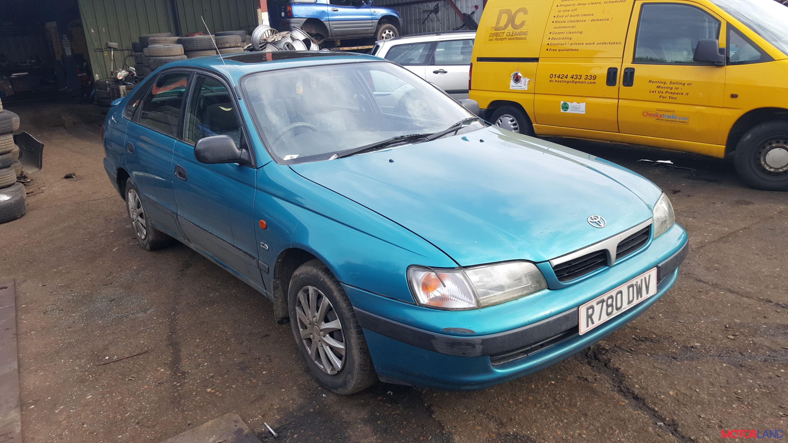 Toyota Карина е 1997 #10