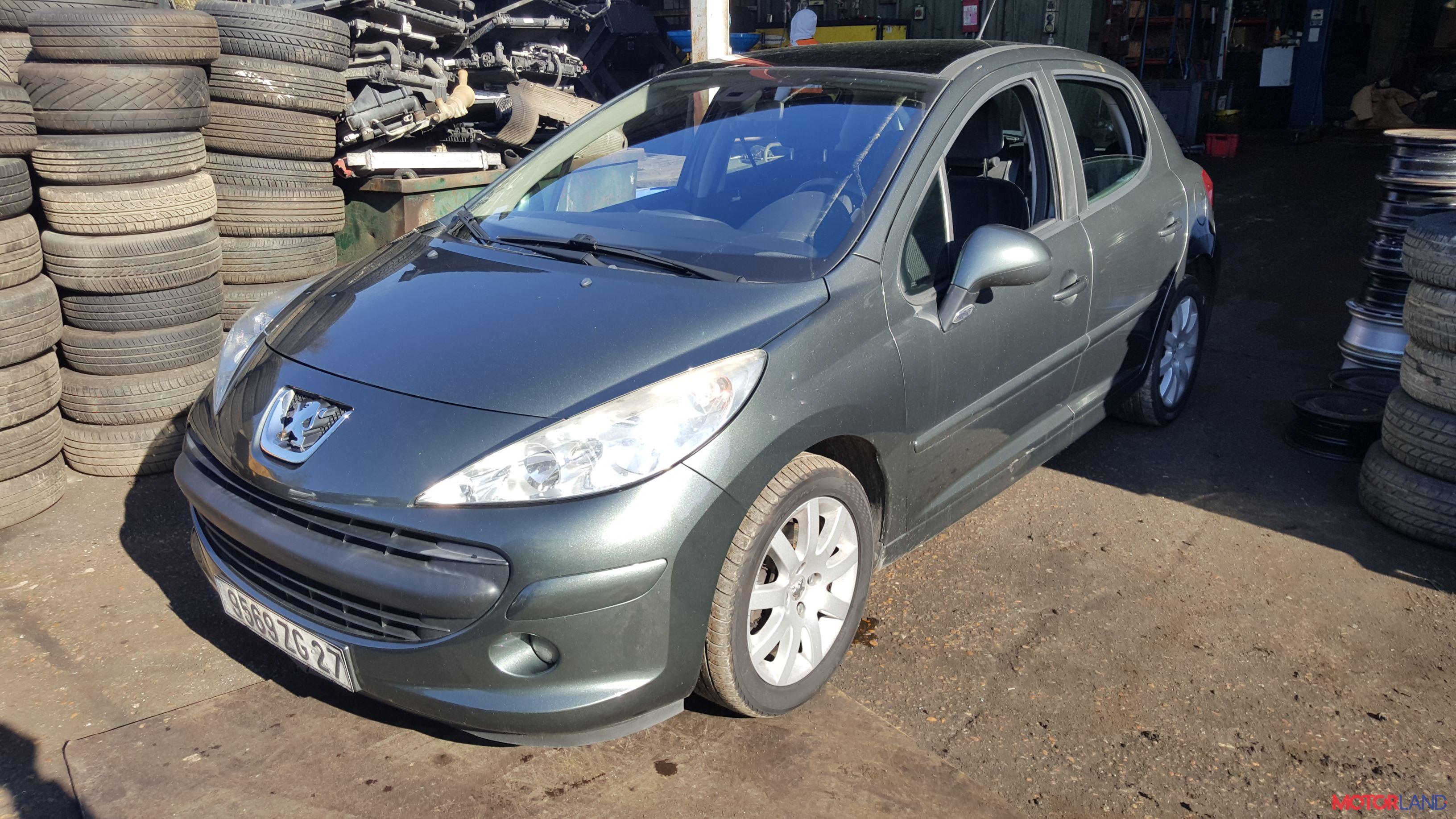 Peugeot 207, разборочный номер 96641 #1