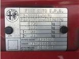 Alfa Romeo 147 2000-2004, разборочный номер J650 #7