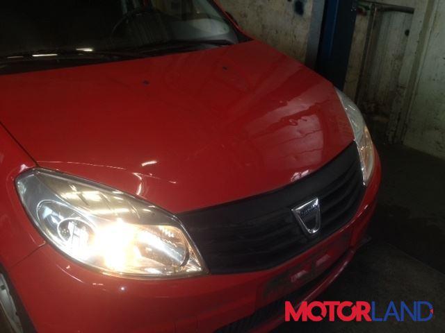 Dacia Sandero 2008-2012, разборочный номер 66508 #1