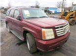 Cadillac Escalade 2 2000-2006, разборочный номер 14710 #2