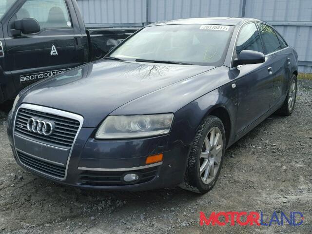 Audi A6 (C6) 2005-2011, разборочный номер K117 #1