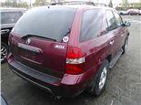 Acura MDX 2001-2006, разборочный номер K138 #4