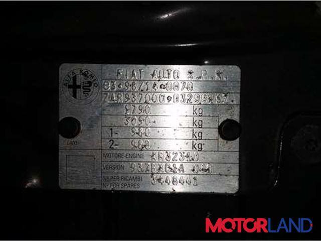 Alfa Romeo 147 2004-2010, разборочный номер J1816 #1