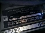Acura MDX 2001-2006, разборочный номер J1836 #5