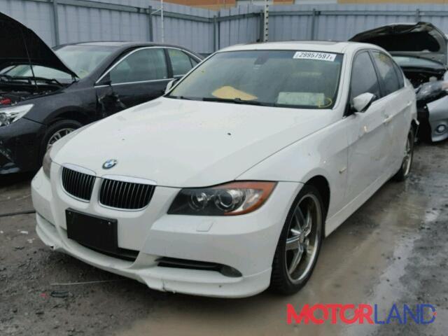 BMW 3 E90 2005-2012, разборочный номер K191 #1