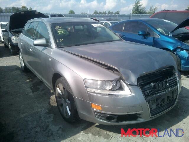 Audi A6 (C6) 2005-2011, разборочный номер K171 #2