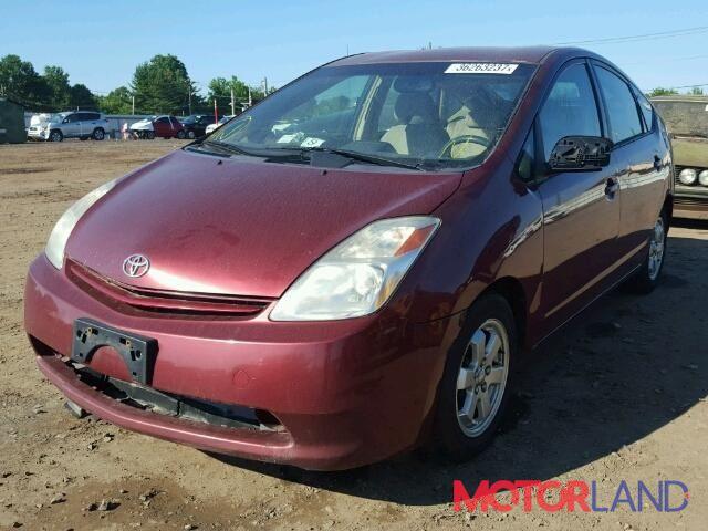 Toyota Prius 2003-2009, разборочный номер 14869 #1
