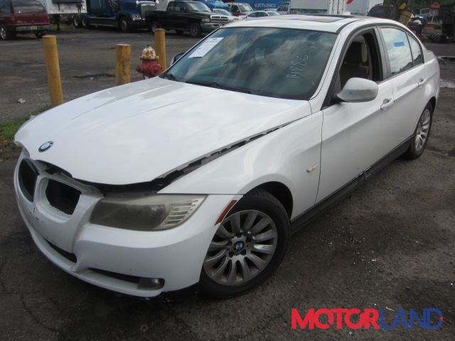 BMW 3 E90 2005-2012, разборочный номер 14886 #1