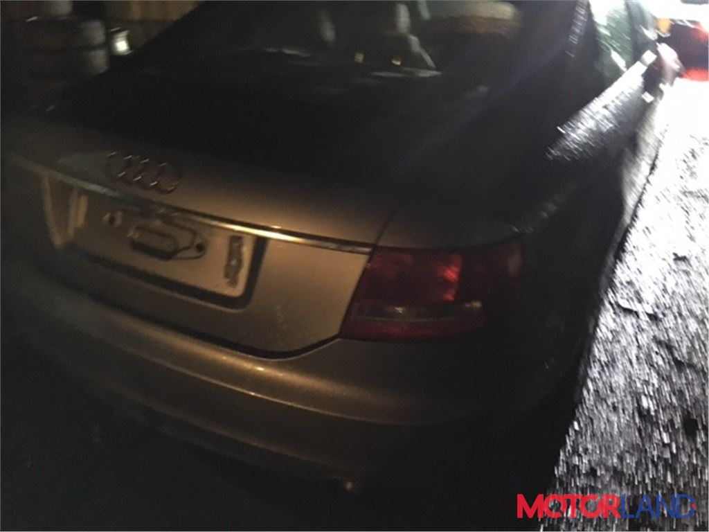Audi A6 (C6) 2005-2011, разборочный номер T7352 #3