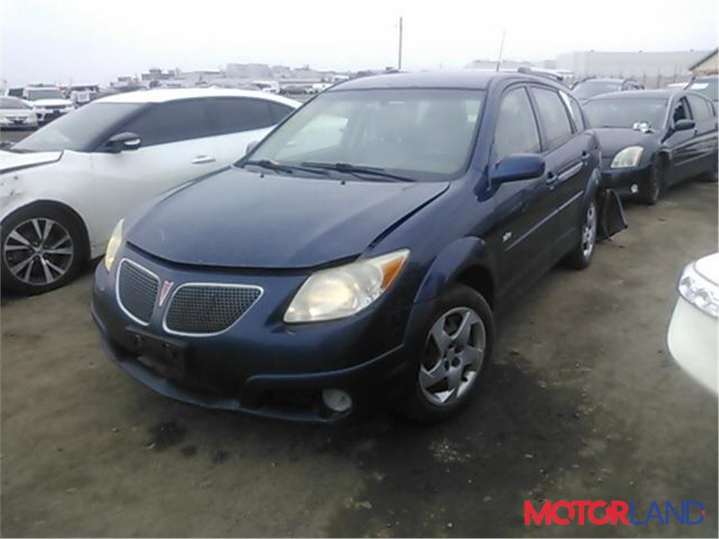 Pontiac Vibe 1 2002-2008, разборочный номер K301 #1