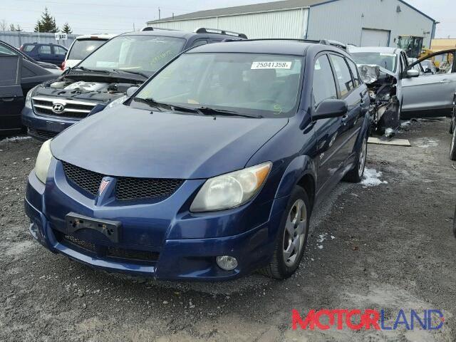 Pontiac Vibe 1 2002-2008, разборочный номер K335 #1