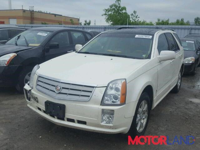 Cadillac SRX 2004-2009, разборочный номер K383 #1