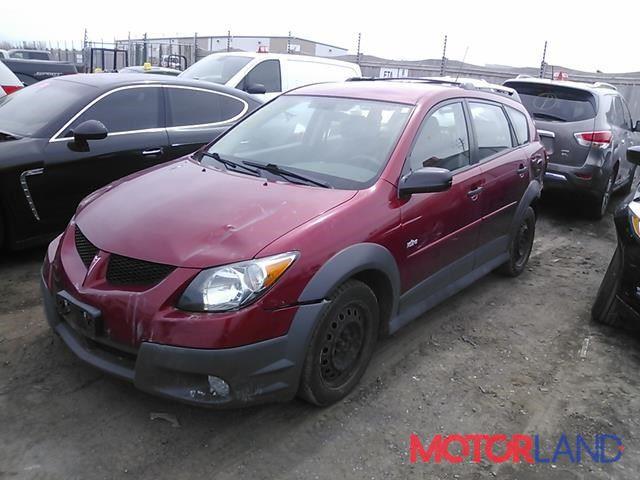 Pontiac Vibe 1 2002-2008, разборочный номер K401 #1
