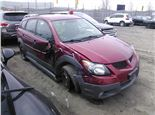 Pontiac Vibe 1 2002-2008, разборочный номер K401 #2