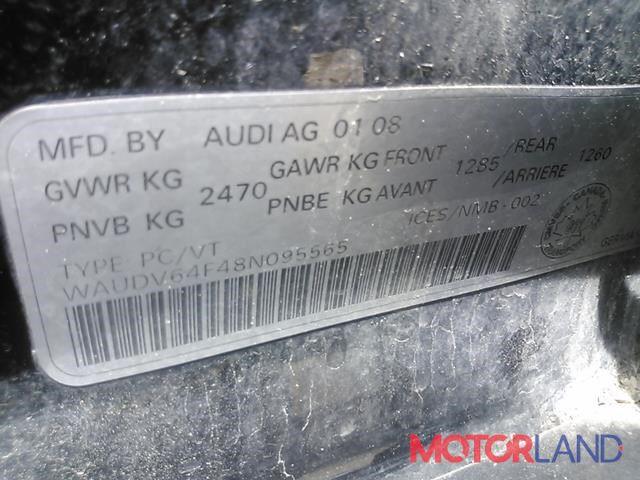 Audi A6 (C6) 2005-2011, разборочный номер K399 #7