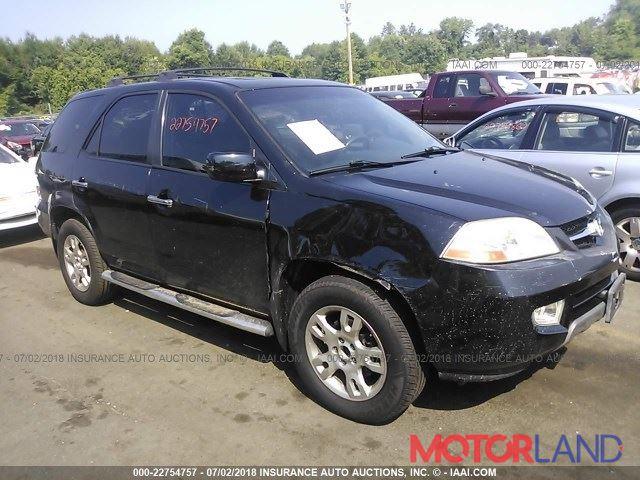 Acura MDX 2001-2006, разборочный номер 15221 #1