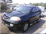 Acura MDX 2001-2006, разборочный номер 15221 #2