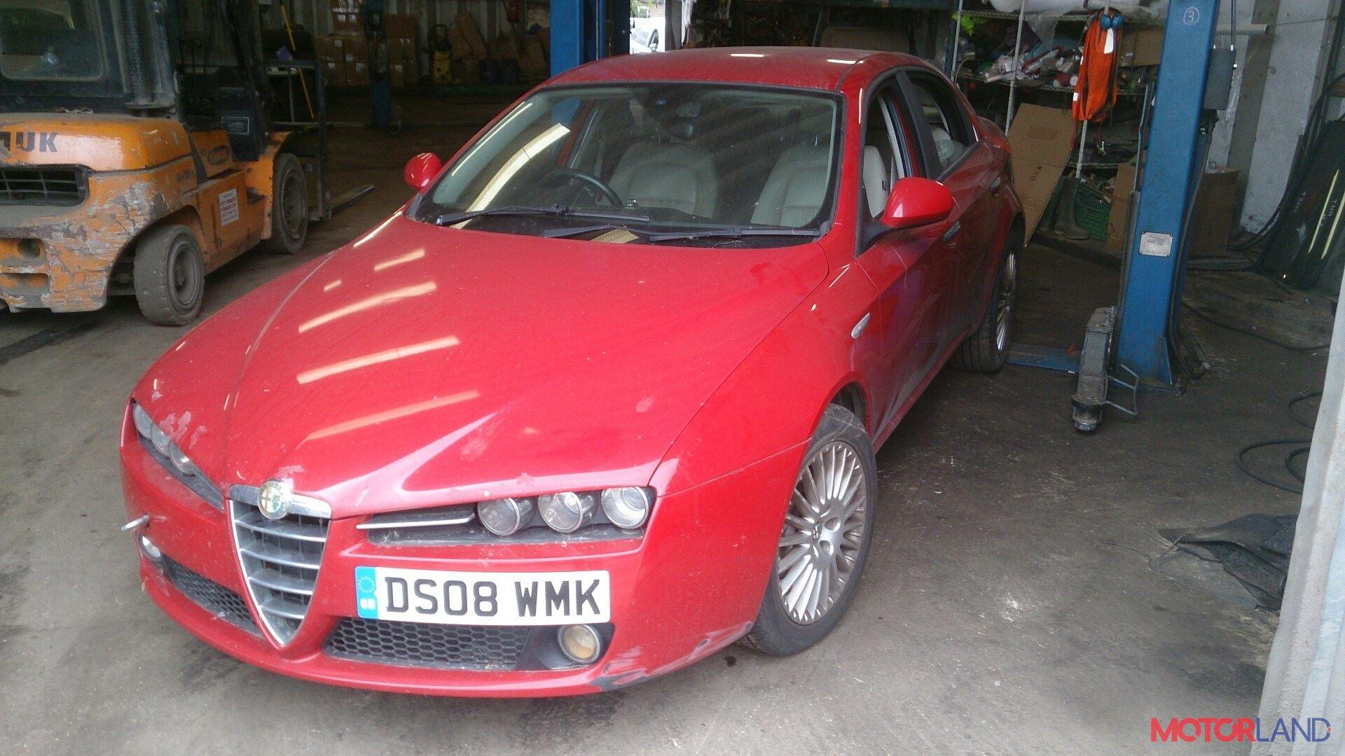 Alfa Romeo 159, разборочный номер T8636 #1