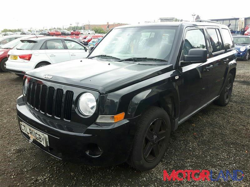 Jeep Patriot 2007-2010, разборочный номер T9118 #1