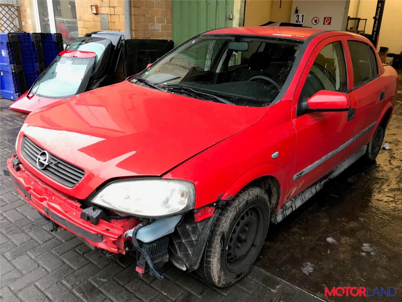 Opel Astra G 1998-2005, разборочный номер 34697 #1