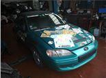 Toyota Paseo, разборочный номер 25980 #3