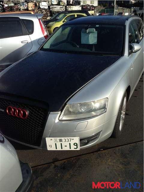 Audi A6 (C6) 2005-2011, разборочный номер J4867 #1