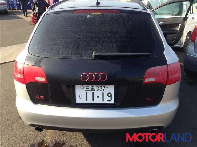 Audi A6 (C6) 2005-2011, разборочный номер J4867 #2