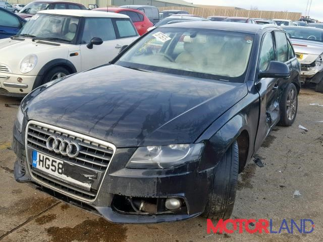 Audi A4 (B8) 2007-2011 2 литра Дизель TDI, разборочный номер T10885 #1