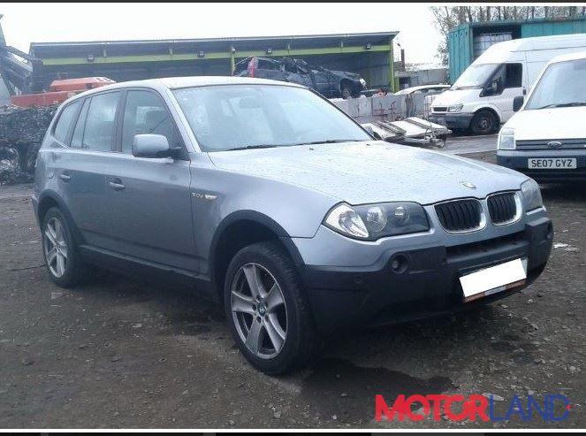 BMW X3 E83 2004-2010 2 литра Дизель Турбо, разборочный номер T12313 #1