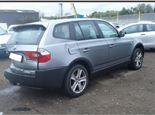 BMW X3 E83 2004-2010 2 литра Дизель Турбо, разборочный номер T12313 #3
