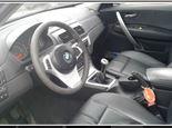 BMW X3 E83 2004-2010 2 литра Дизель Турбо, разборочный номер T12313 #4