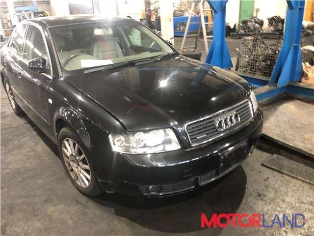 Audi A4 (B6) 2000-2004 1.8 литра Бензин Турбо-инжектор, разборочный номер J5240 #1