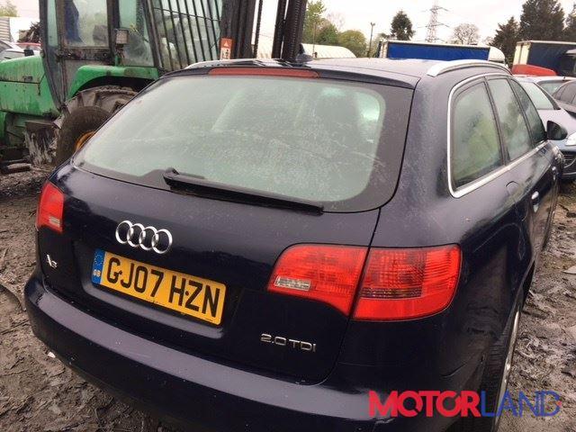 Audi A6 (C6) 2005-2011, разборочный номер T11522 #3