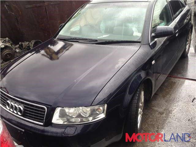 Audi A4 (B6) 2000-2004 1.8 литра Бензин Турбо-инжектор, разборочный номер J5177 #1