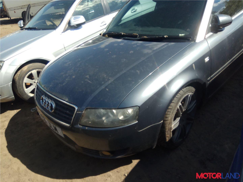 Audi A4 (B6) 2000-2004 1.8 литра Бензин Турбо-инжектор, разборочный номер T11870 #1