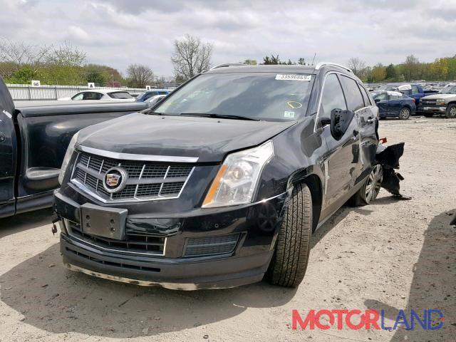 Cadillac SRX 2009-2012, разборочный номер P68 #1