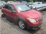 Pontiac Vibe 1 2002-2008, разборочный номер 15387 #2