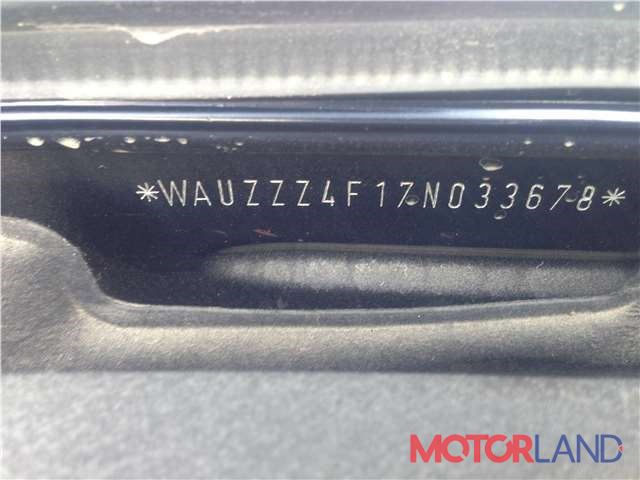 Audi A6 (C6) 2005-2011, разборочный номер J5512 #4