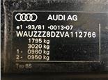 Audi A4 (B5) 1994-2000 1.8 литра Бензин Инжектор, разборочный номер 34970 #5