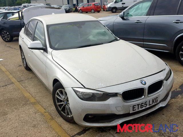 BMW 3 F30 2016-2019 2 литра Дизель Турбо, разборочный номер T12357 #1