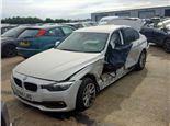 BMW 3 F30 2016-2019 2 литра Дизель Турбо, разборочный номер T12357 #2