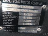 Ssang Yong Rexton 2001-2007 2.7 литра Дизель CRDi, разборочный номер T12280 #6