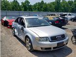 Audi A4 (B6) 2000-2004 1.8 литра Бензин Турбо-инжектор, разборочный номер P113 #2