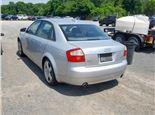 Audi A4 (B6) 2000-2004 1.8 литра Бензин Турбо-инжектор, разборочный номер P113 #4