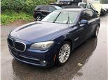 BMW 7 F01 2008-2015, разборочный номер P98 #2